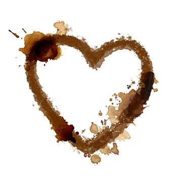 Coffee Heart by alexcola