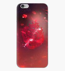 Vinilo o funda para iPhone Una rosa rota