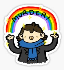 ~MURDER~ Sticker