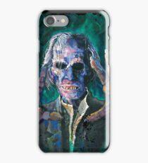 GRIMSDYKE - Peter Cushing iPhone Case/Skin