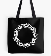 Corona - The Victorious Crown of Champions (White) Tote Bag