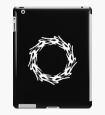 Corona - The Victorious Crown of Champions (White) iPad Case/Skin