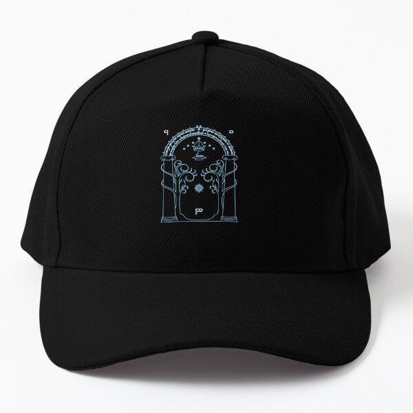 Gate to Moria - Light Blue Baseball Cap