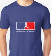 Major League Running Unisex T-Shirt