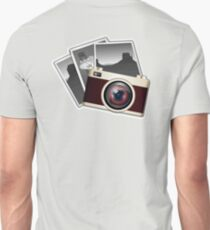 Vintage, Camera, Photographer, Photos, SLR Unisex T-Shirt