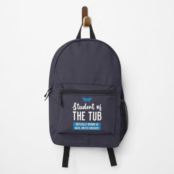 Student of The Tub (aka Bath, UK) Backpack