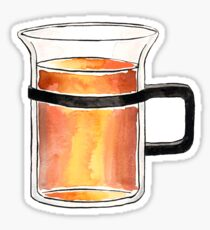 Captain Picard's Earl Grey Tea Cup Sticker