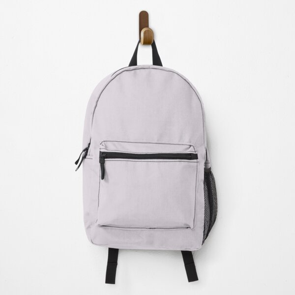 Pale Purple Solid Color 2022 Trending Hue Lite Lavender SW 6554 Sherwin Williams Dreamland Collection - Colour Trends - Popular Shade Backpack