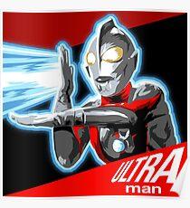 """""""ULTRAMAN"""" Poster"""