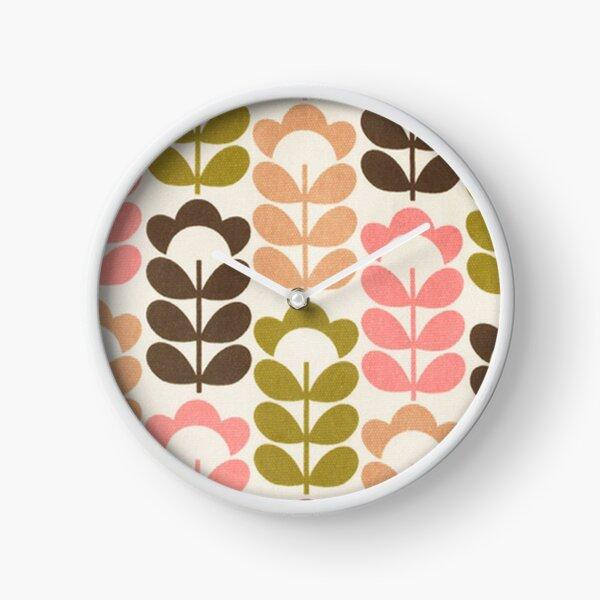kiely orla flowers design  Clock