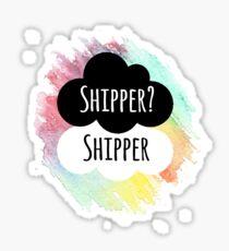 Shipper? - Shipper Sticker