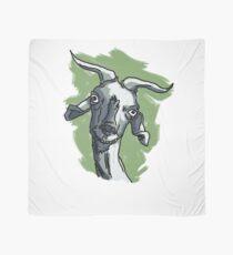 La cabra Asunción con Fondo Pañuelo