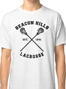 Beacon Hills Lacrosse - Teen Wolf! Classic T-Shirt