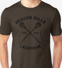 Beacon Hills Lacrosse - Teen Wolf! T-Shirt