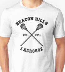 Beacon Hills Lacrosse - Teen Wolf! Unisex T-Shirt