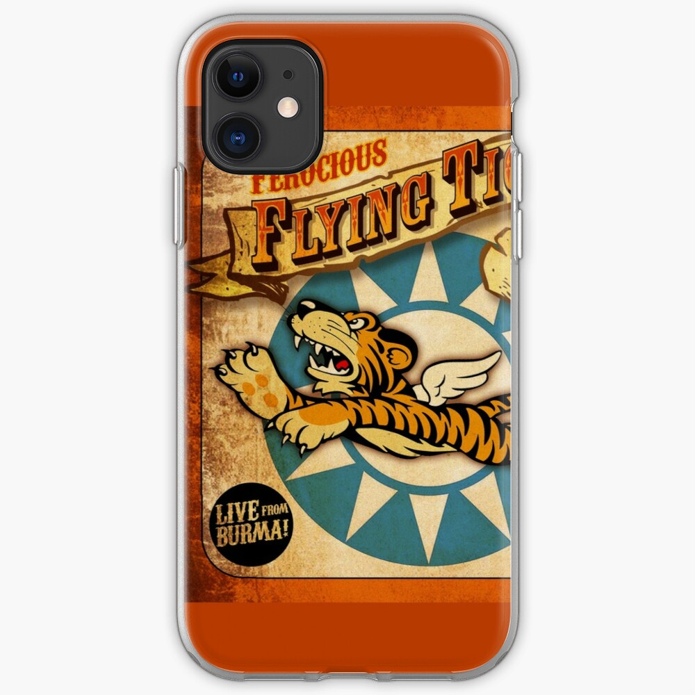 flying tiger fundas iphone