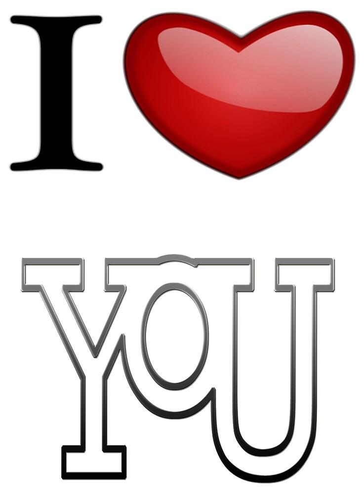 I Love You by Muge Basak