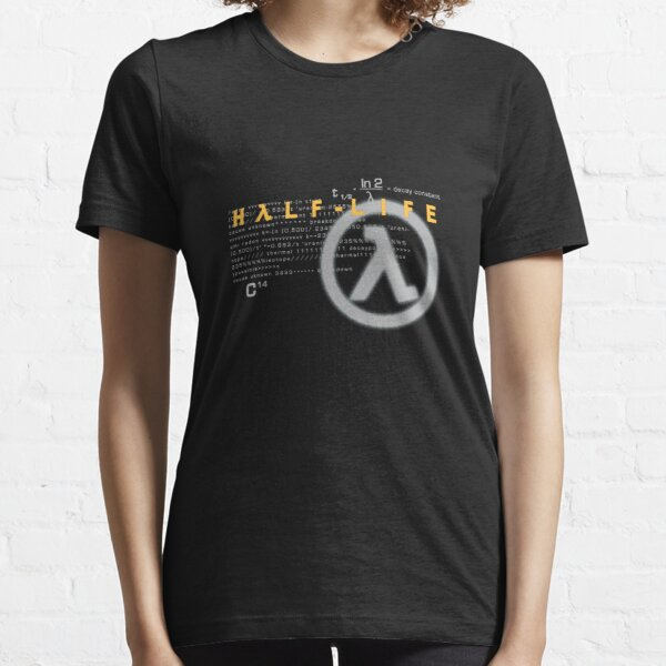 Camisa Half Life 1998 Camiseta esencial