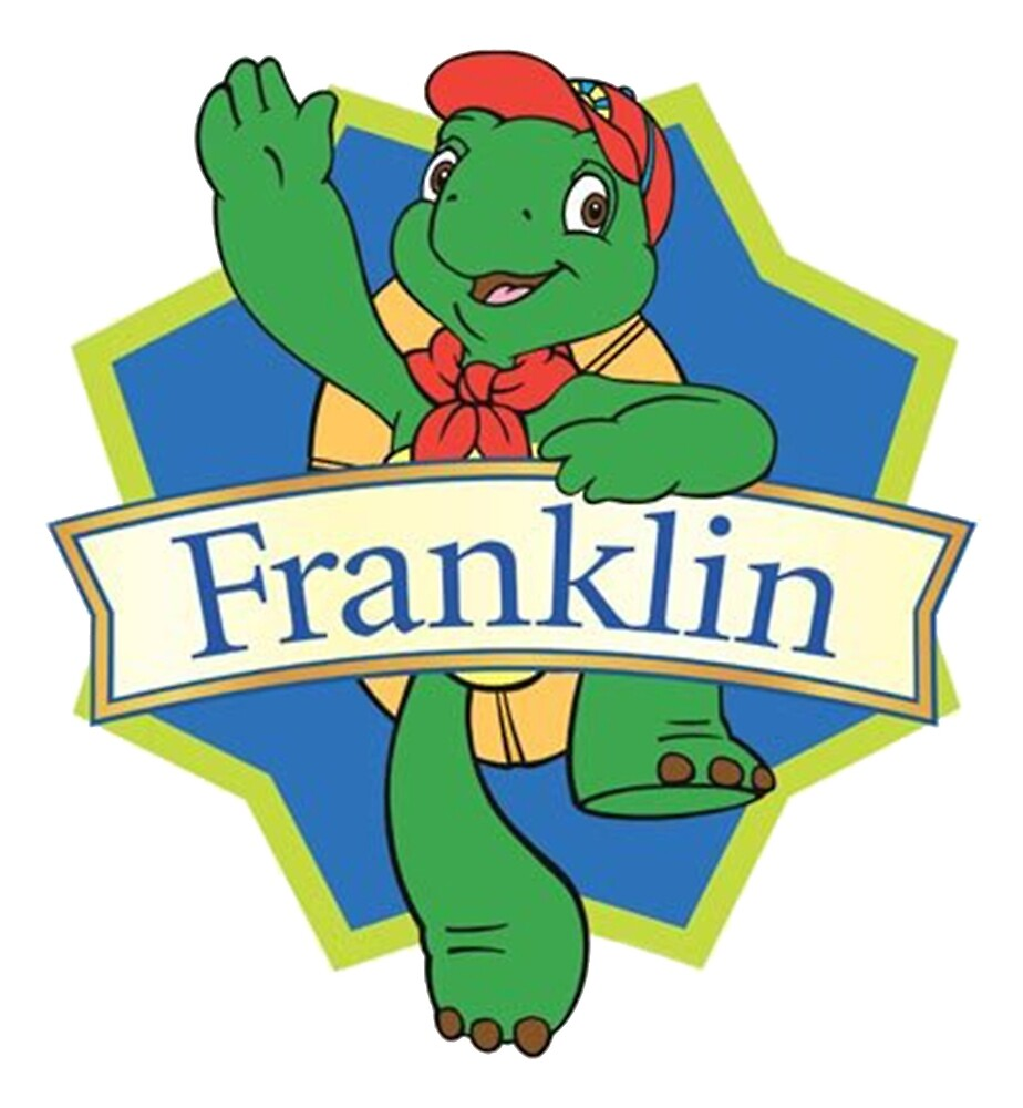 Uncategorized Picture Of Franklin The Turtle franklin the turtle by ckercky redbubble turtle