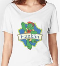 Franklin the turtle Women's Relaxed Fit T-Shirt