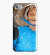 Granma And Me.... iPhone Case/Skin