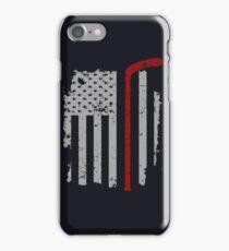 Hockey Flag iPhone Case/Skin