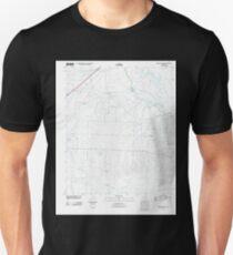 USGS TOPO Map Arkansas AR Prescott East 20110711 TM T-Shirt