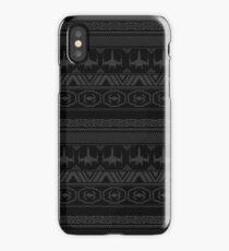 Star Wars fighter print iPhone Case