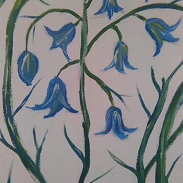 Blue bells by EMSART95