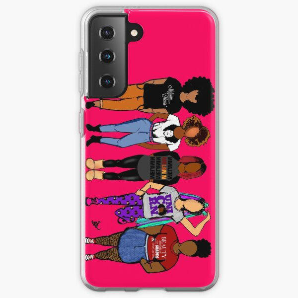Squad Samsung Galaxy Soft Case
