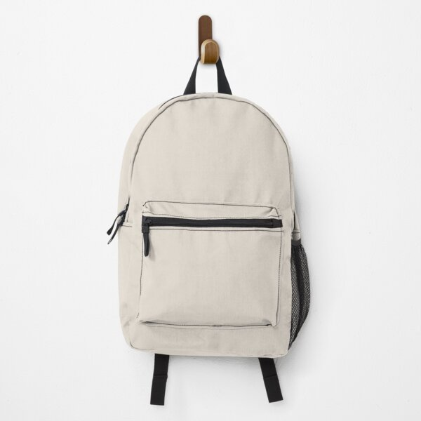 Off White Solid Color 2022 Trending Hue Shoji White SW 7042 Sherwin Williams Method Collection - Colour Trends - Shade Backpack