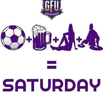 Saturday by GloryFansUnited