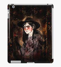 Gardener iPad Case/Skin