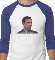 I Understand Nothing - Michael Scott T-Shirt