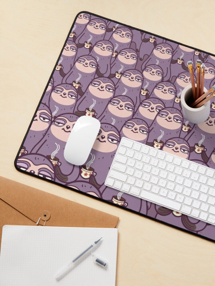 Alternate view of Sloth-tastic! Mouse Pad