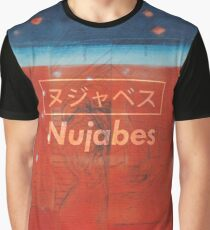 Nujabes Modal Soul ヌジャベス  Graphic T-Shirt