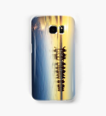 The Cable Beach Camels Samsung Galaxy Case/Skin