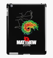Matthew 2016 iPad Case/Skin