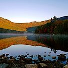 Autumn Reflection by T.J. Martin