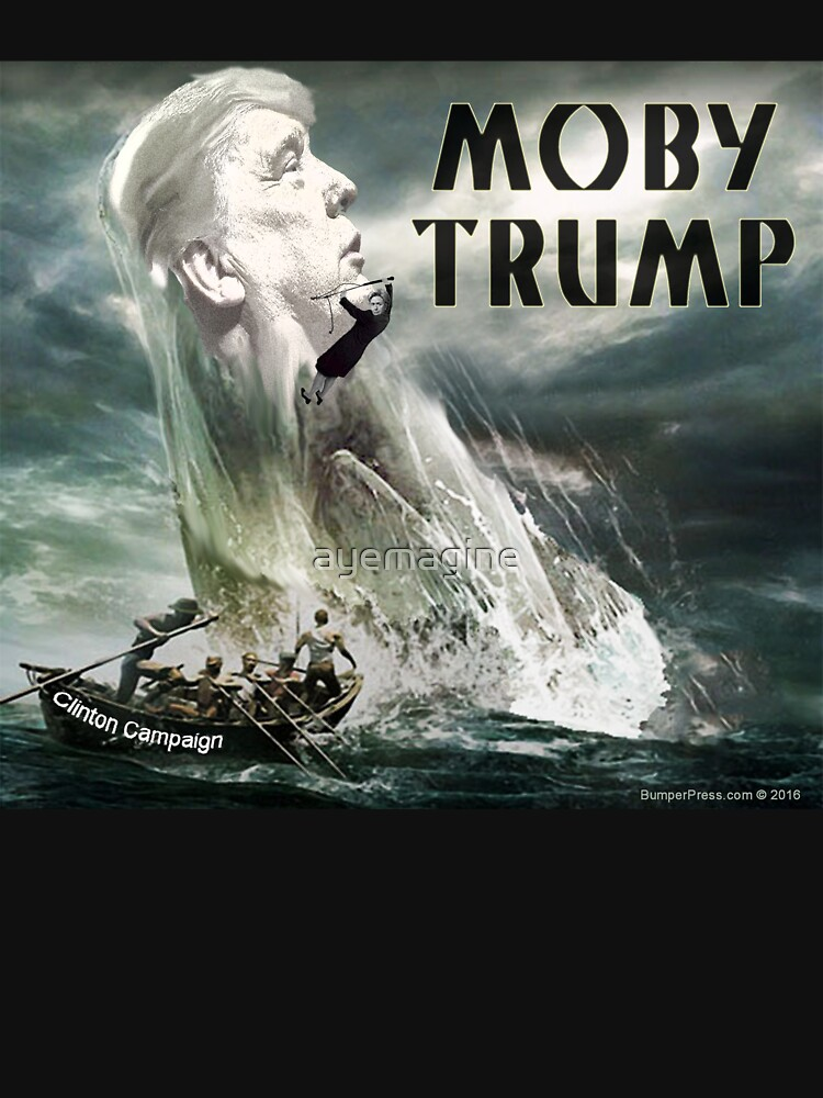 Moby Trump by ayemagine