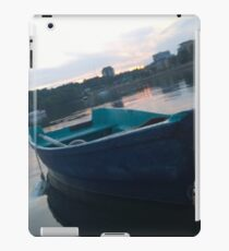 .Boats In The Arm. iPad Case/Skin