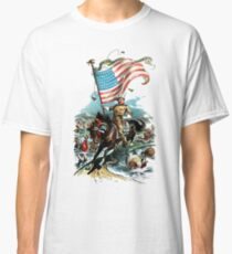 1902 Rough Rider Teddy Roosevelt Classic T-Shirt