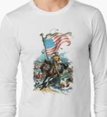 1902 Rough Rider Teddy Roosevelt T-Shirt