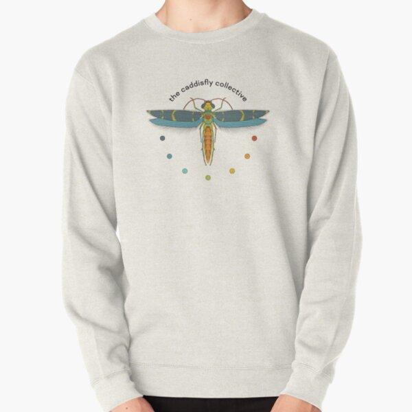 Caddisfly Collective logo Pullover Sweatshirt