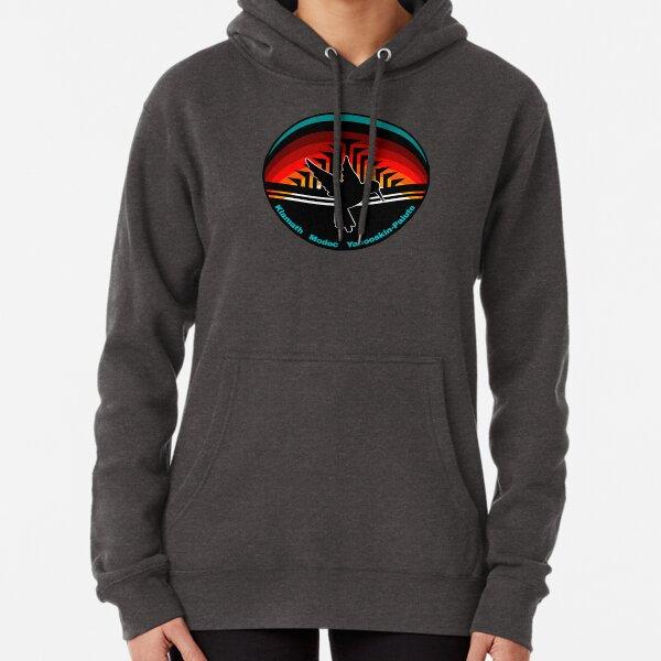 Hummingbird Design - Klamath Tribes Pullover Hoodie