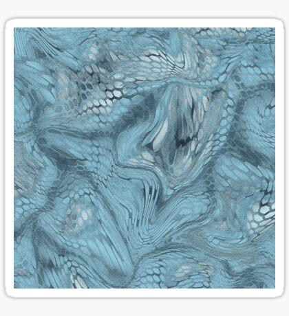 frost dragon Sticker