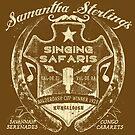«Samantha Sterling Singing Safaris» de Robiberg