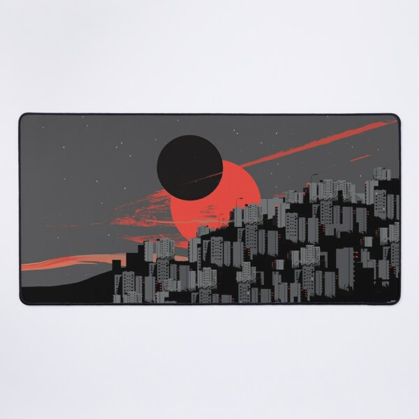 apocalypse Desk Mat