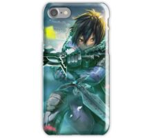 Sword Art Online Kirito Poster, Cover iPhone Case/Skin
