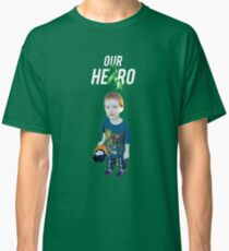 Our Hero - Cerebral Palsy Awareness Classic T-Shirt